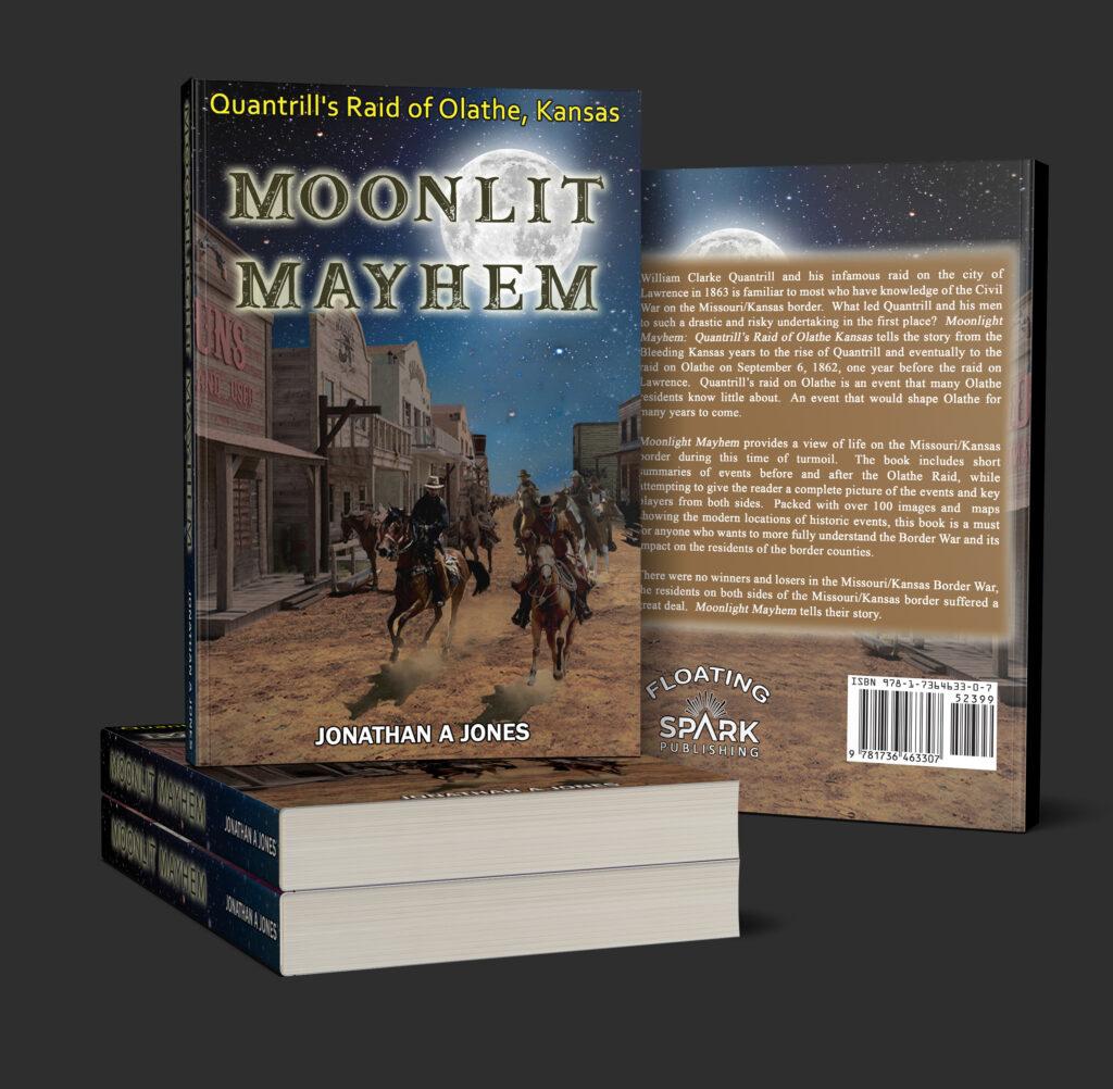 Moonlit Mayhem 3D Gray