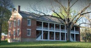 Shawnee Methodist Indian Mission