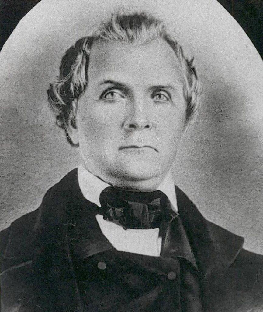 Reverend Thomas Johnson