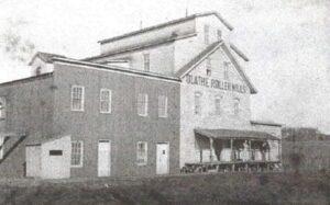 Olathe Mill 2nd story