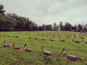 broad cemetery