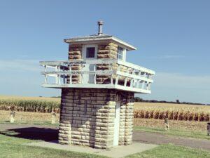 Concordia guard tower